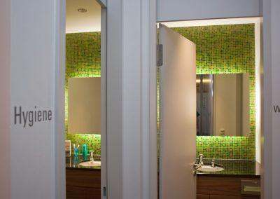 Hygiene & WC-Bereich